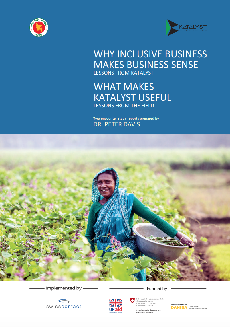 why inclusive business make sense